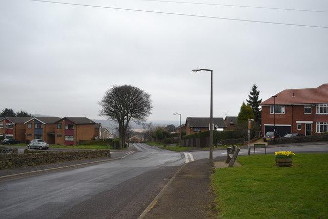 Tour de France 2014 Route - Worrall, near Oughtibridge - 3