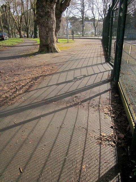 Shadows, Upton Park