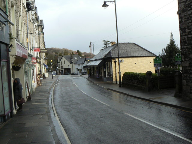 Main Street, Grange over Sands