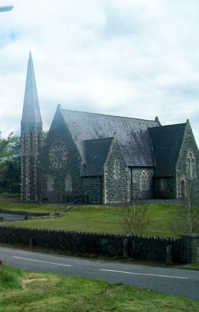 St Andrew's CoI Parish Church, Boardmills