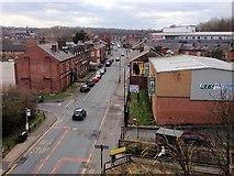 SD7807 : Radcliffe, Church Street West by David Dixon