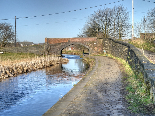 Withins Bridge, Manchester, Bolton and Bury Canal