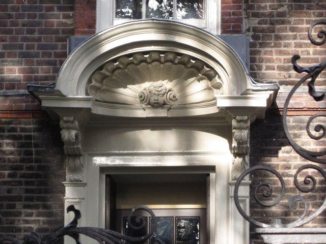 Stepney Green, mansion house.