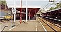 TQ4085 : Forest Gate Station, 1991 by Ben Brooksbank