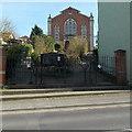 ST8750 : Westbury United Reformed Church by Jaggery