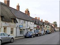 SK8608 : 11-19 Mill Street (odd numbers) by Alan Murray-Rust
