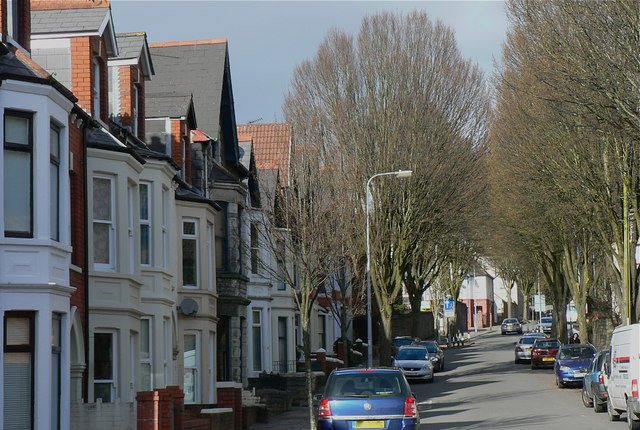 Clive Road, Canton