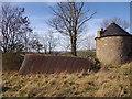 NJ4902 : Ruins at Crossfold farm by Stanley Howe