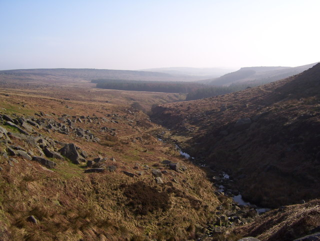 From Yorkshire hills to Derbyshire hills