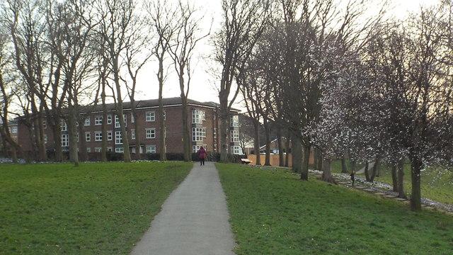 Backhouse Park, Sunderland