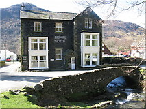 NY1716 : Bridge Hotel, Buttermere by G Laird