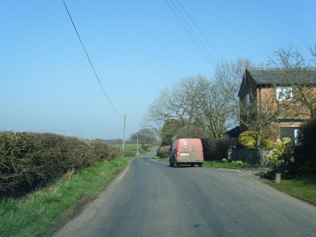 Crabtree Lane at Crabtree Farm