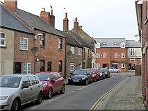 SK8508 : Finkey Street by Alan Murray-Rust