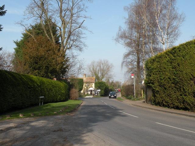 Harston Road