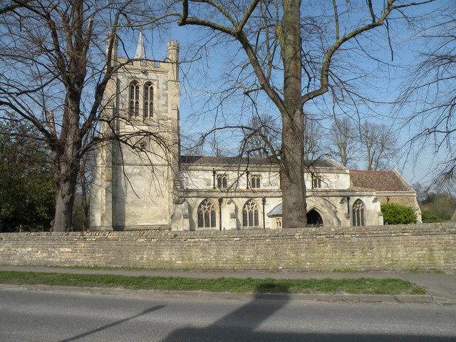 All Saints: the parish church Haslingfield