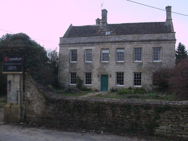 Butler's Court farmhouse, Lechlade