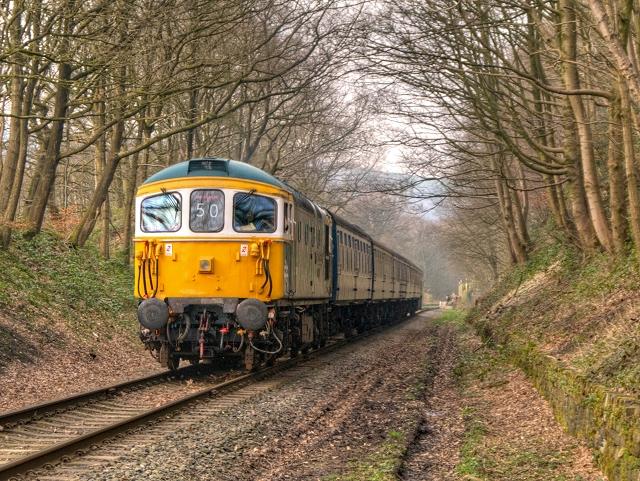 East Lancashire Railway, Captain Bill Smith RNR at Summerseat
