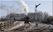 SO6301 : Lydney Junction by Stuart Wilding