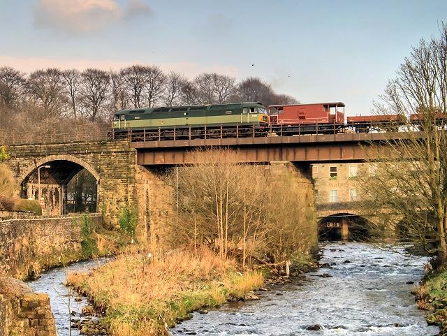 Brooksbottoms Viaduct