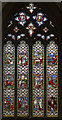 SK7953 : Stained glass window (s.IX), St Mary Magdalene, Newark by J.Hannan-Briggs