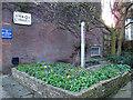 TL1406 : St Albans Peace Garden by Stephen Craven