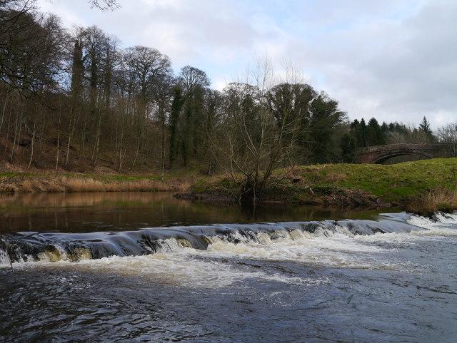 Weir In The Till
