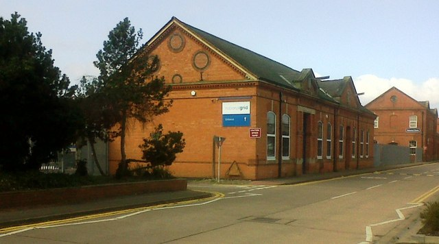 National Grid Building - Leicester