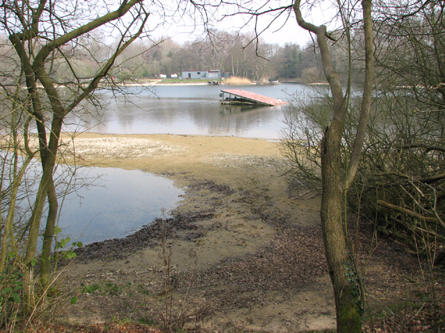 Buildings at Costessey Pits