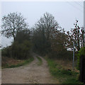 TL3545 : Paths south of Dyer's Green by John Sutton