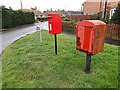 TM3289 : Dukes Way Postbox by Adrian Cable