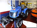 SH7877 : RNLI Tractor at Conwy by Richard Hoare