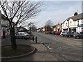 TM1842 : Queen's Way, Racecourse, Ipswich by Adrian Cable
