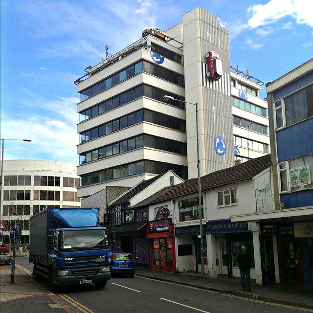 Fleet Street, Swindon