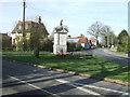 TM2972 : Village War Memorial by Keith Evans