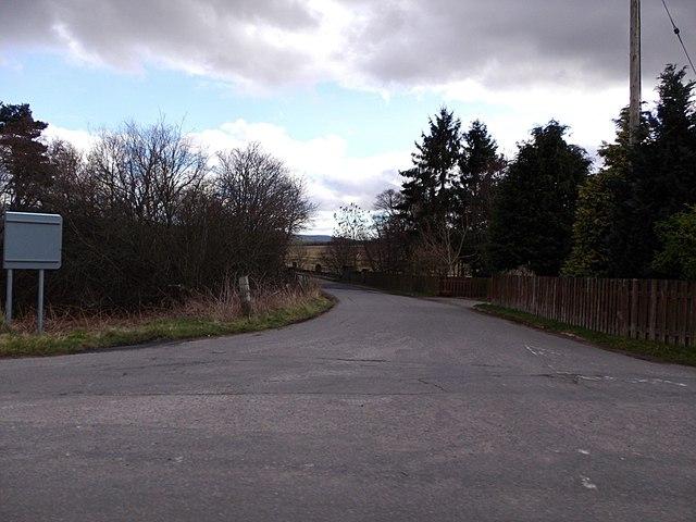 Junction for Fettercairn