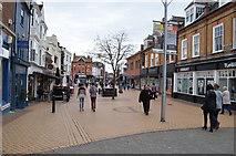 TL7006 : Moulsham Street, Chelmsford by Julian P Guffogg