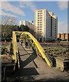 ST5972 : Langton Street Bridge, Bristol by Derek Harper