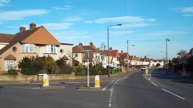Blendon Road, near Bexley