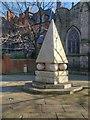SJ8298 : St John's Square, The Pyramid by David Dixon