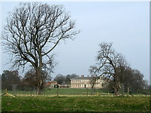 SE3953 : Ribston Hall from the River Nidd by Chris Heaton