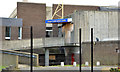 J5081 : Former Bangor Castle leisure centre, Bangor - March 2014(2) by Albert Bridge
