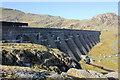 SH6644 : The Stwlan Dam by Jeff Buck