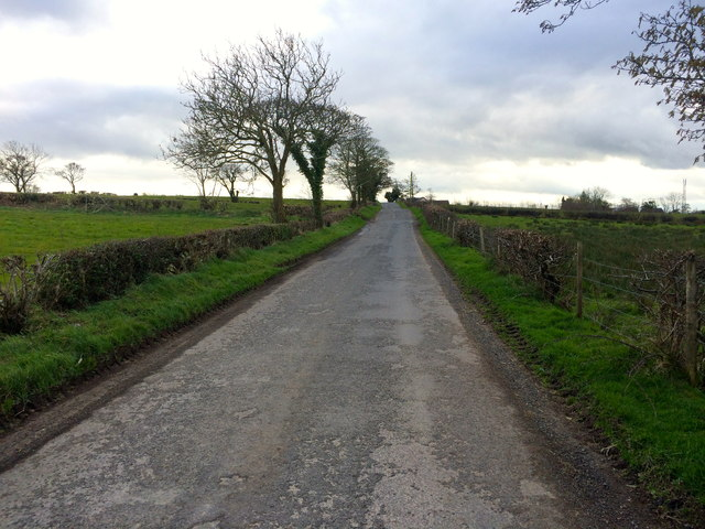 Hungry House Lane, Magheragall
