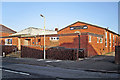 NY4053 : St Margaret Mary's Social Club by Rose and Trev Clough