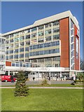 SJ8298 : Maxwell Building, University of Salford by David Dixon