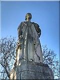SJ8298 : Statue of Queen Victoria by David Dixon