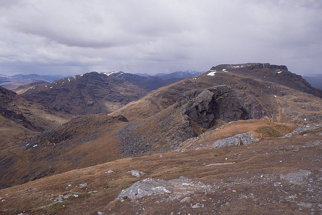 Near the summit, The Cobbler