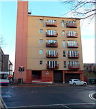 SS6593 : Madison House, Swansea by Jaggery