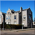 NJ9206 : 62, 62a and 62b Hamilton Place, Aberdeen by Bill Harrison