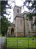 SK2957 : St Mary's Parish Church Cromford by Russel Wills